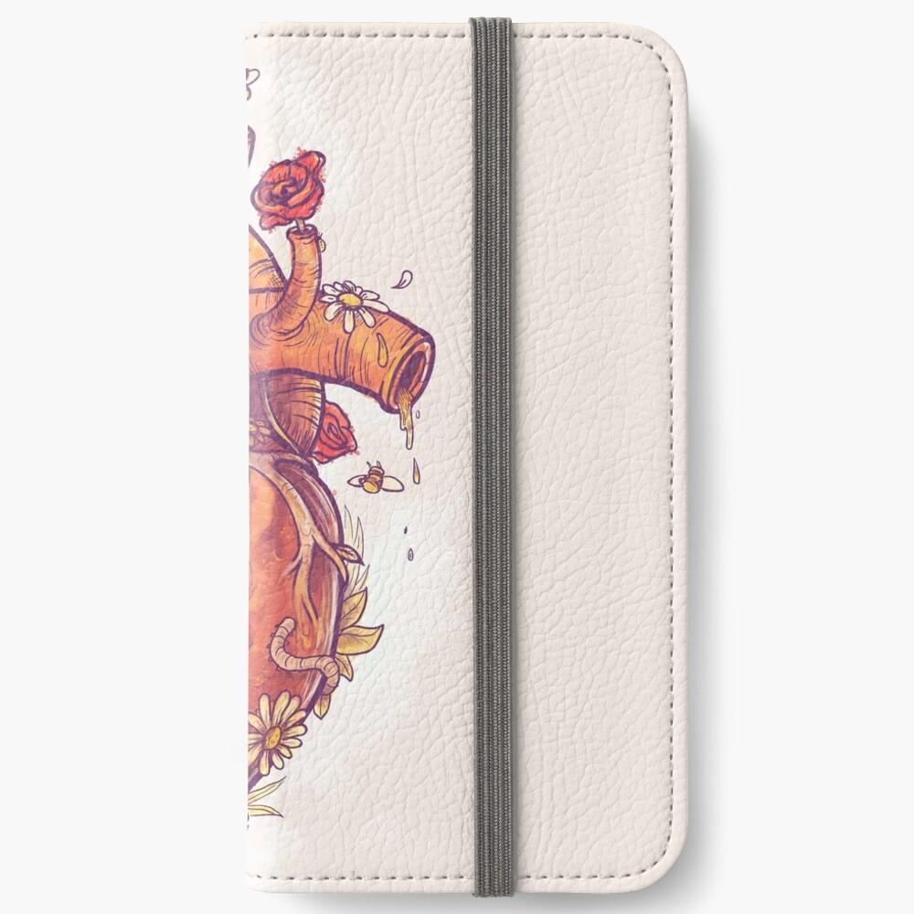 Sweet Heart iPhone Wallet
