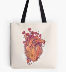 Sweet Heart Tote Bag