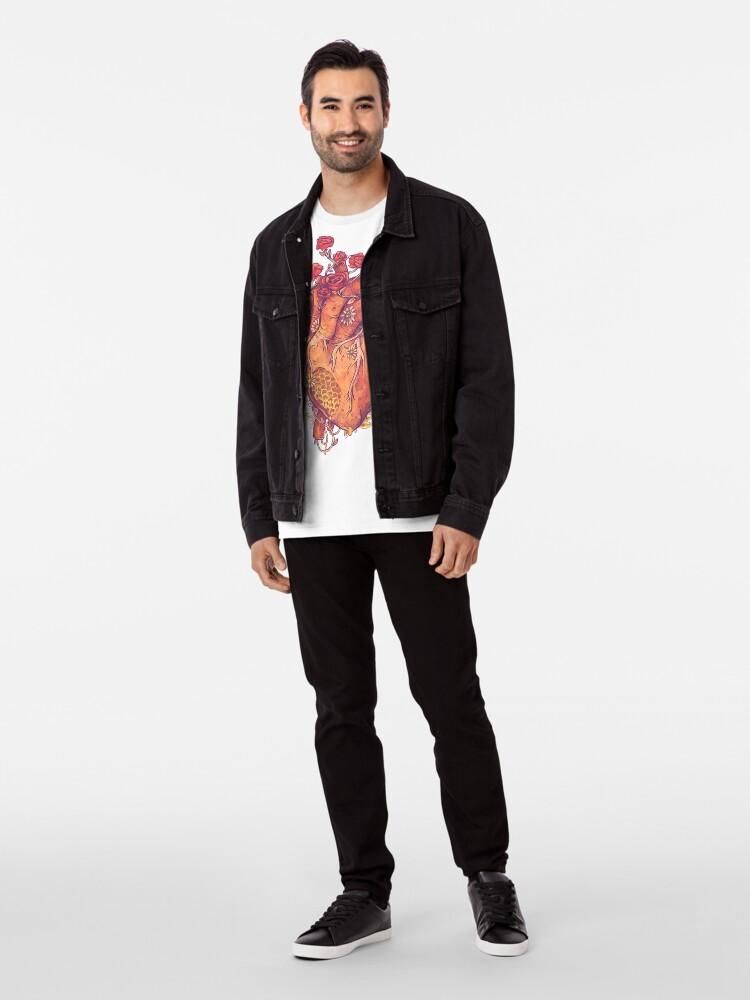 Alternative Ansicht von Schatz Premium T-Shirt