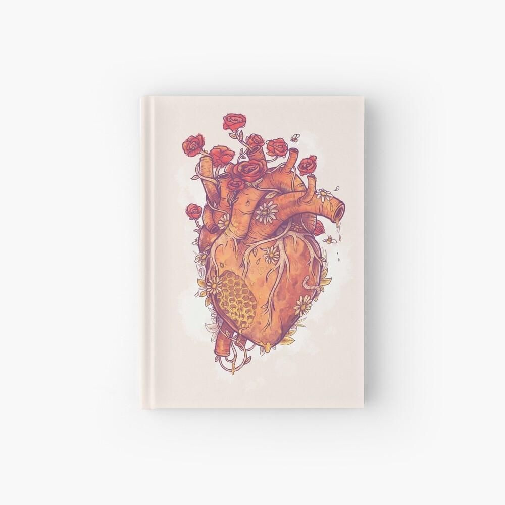 Sweet Heart Hardcover Journal