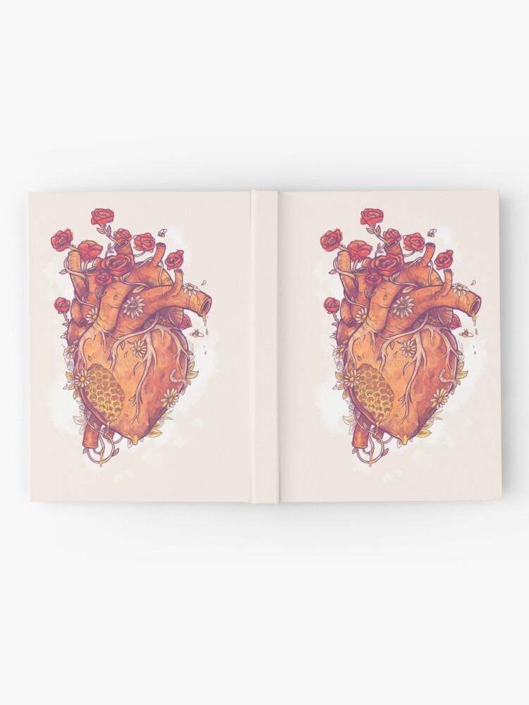 Alternate view of Sweet Heart Hardcover Journal