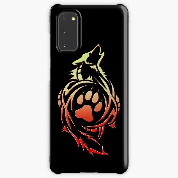 Tribal Wolf Samsung Galaxy Snap Case