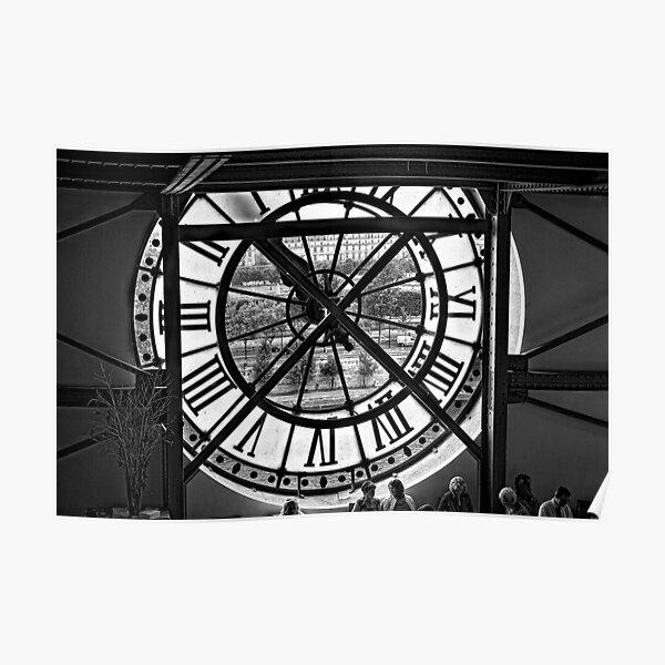 Orsay au noir Poster