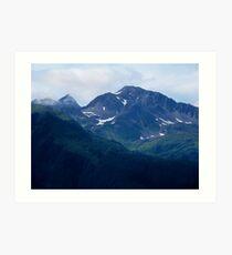 Kenai Fjords National Park Art Print