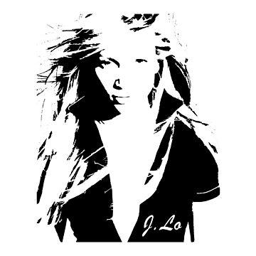 Jennifer Lopez by kimjun123