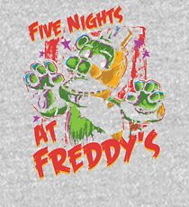 Five Nights At Freddy's Phantom Freddy Kids Pullover Hoodie