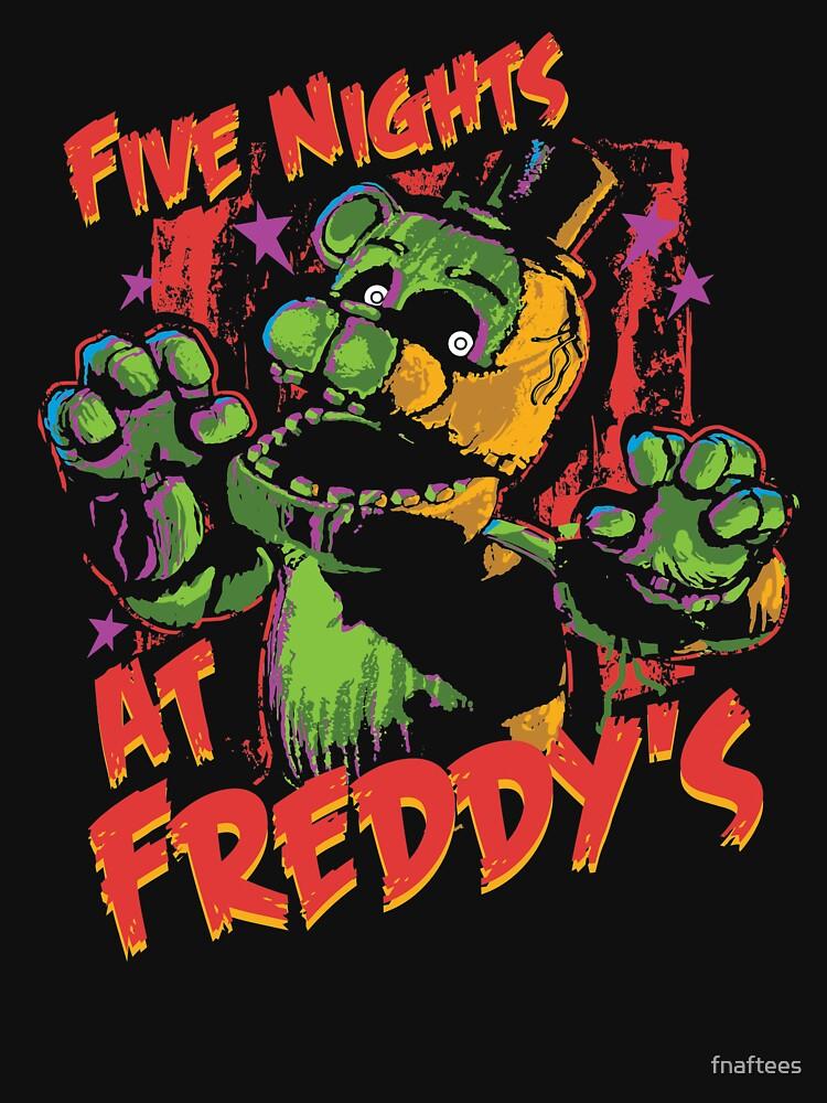 Five Nights At Freddy's Phantom Freddy | Unisex T-Shirt