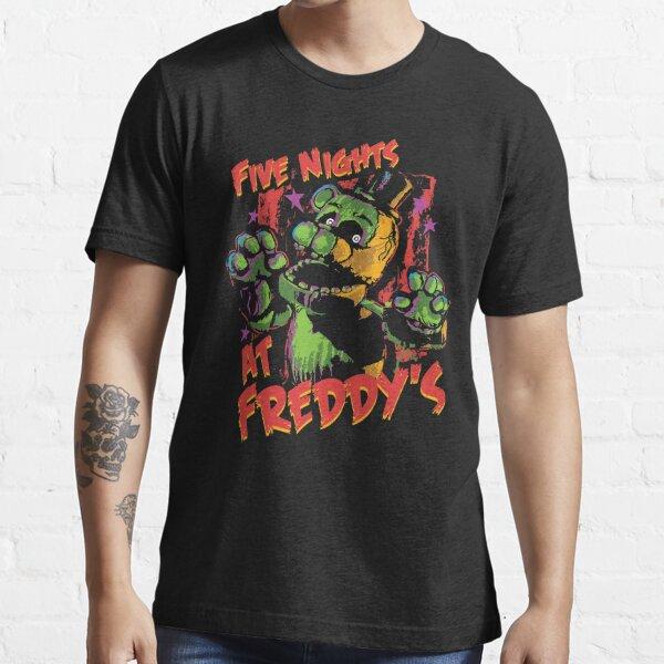 Five Nights At Freddy's Phantom Freddy Essential T-Shirt