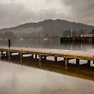 Windermere Jetty by RamblingTog