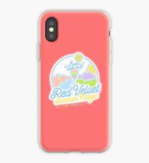 RED VELVET Summer Magic logo iPhone Case