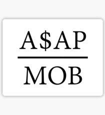 A$AP MOB Sticker
