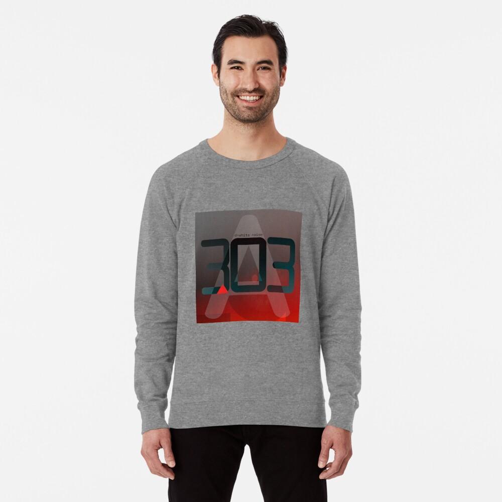 D-White Noise - A 303 Lightweight Sweatshirt
