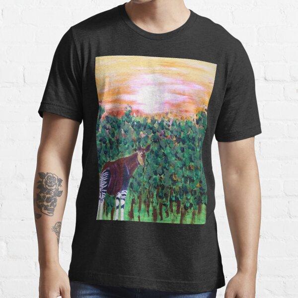 The Lonely Okapi Essential T-Shirt