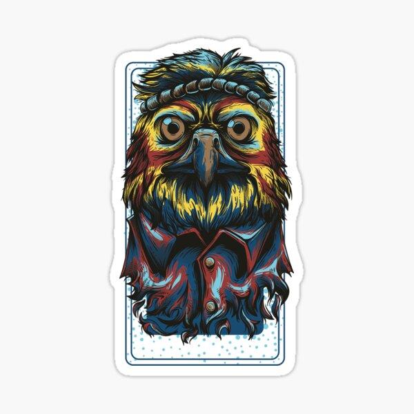 eagle pilot Sticker