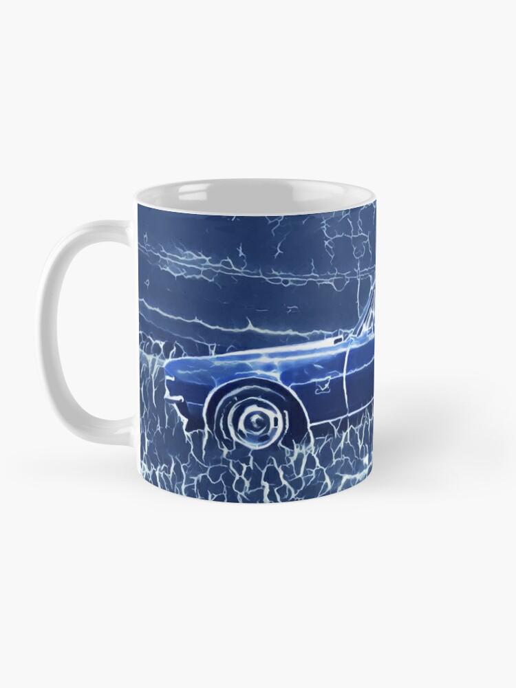 Alternate view of 1967 Chevrolet Camaro SS Blue Electric  Mug