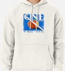 One Pencil to Rule Them All Pullover Hoodie