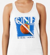 One Pencil to Rule Them All Racerback Tank Top