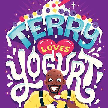 Terry loves yogurt by risarodil