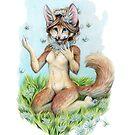 Spring - Fennek Furry von Schiraki