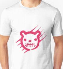 Scary Bear Slim Fit T-Shirt