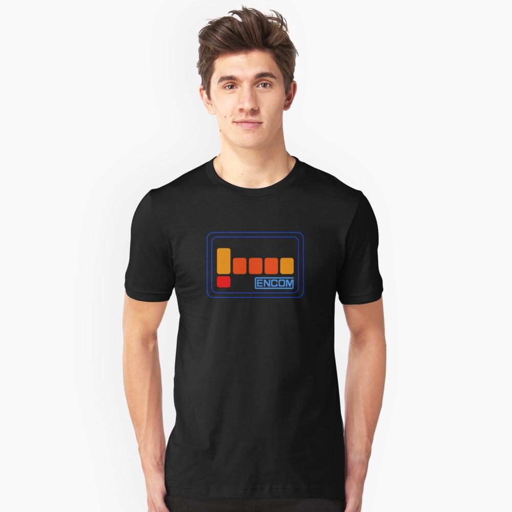 Encom Unisex T-Shirt Front