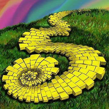 Yellow Brick Road by ellemrcs