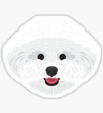 Bichon Frise Sticker