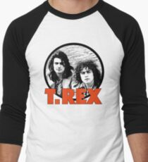 T. REX Men's Baseball ¾ T-Shirt