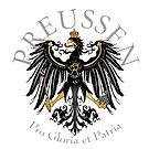 Prussian Eagle ...version 1892 by edsimoneit