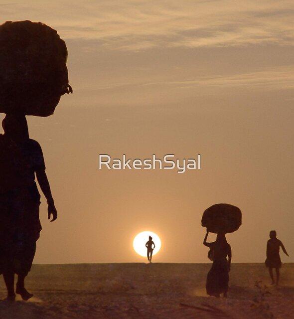 NEW MORNING by RakeshSyal