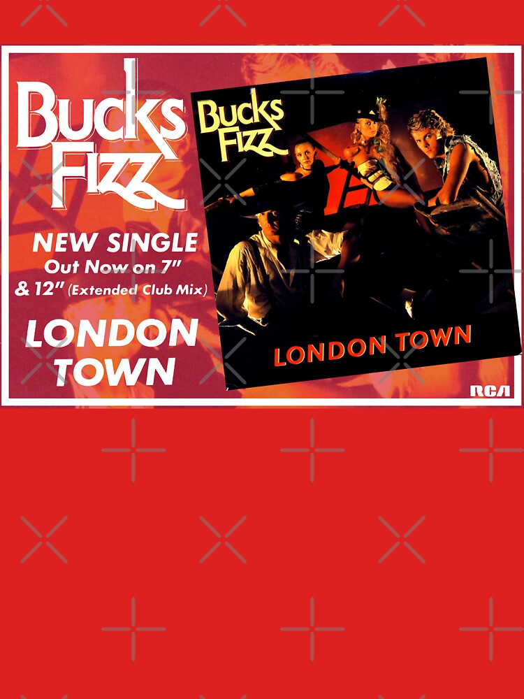 BUCKS FIZZ - LONDON TOWN by ThrowbackMotors