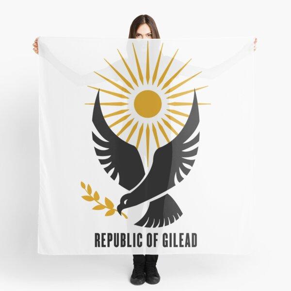 The Handmaid's Tale Republic of Gilead Logo Flag Banner Scarf