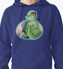 Baby Dragon Pullover Hoodie
