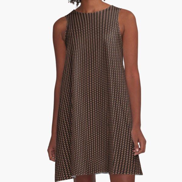 Patterns A-Line Dress