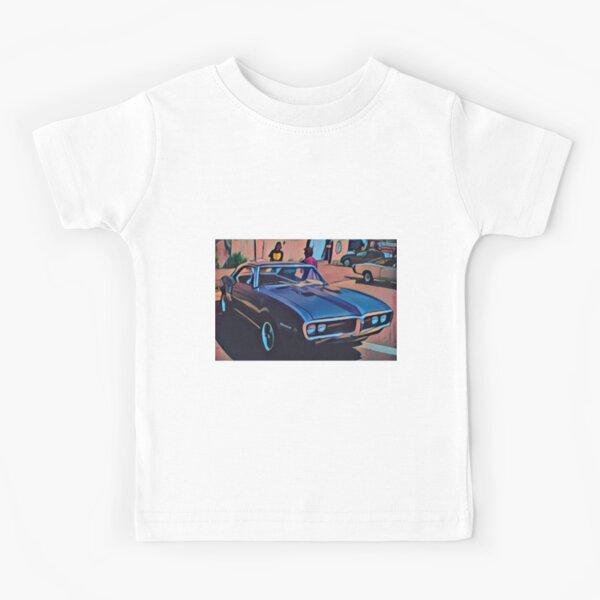 1968 Pontiac Firebird Kids T-Shirt