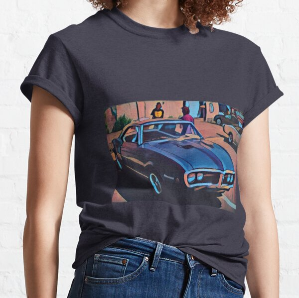 1968 Pontiac Firebird Classic T-Shirt