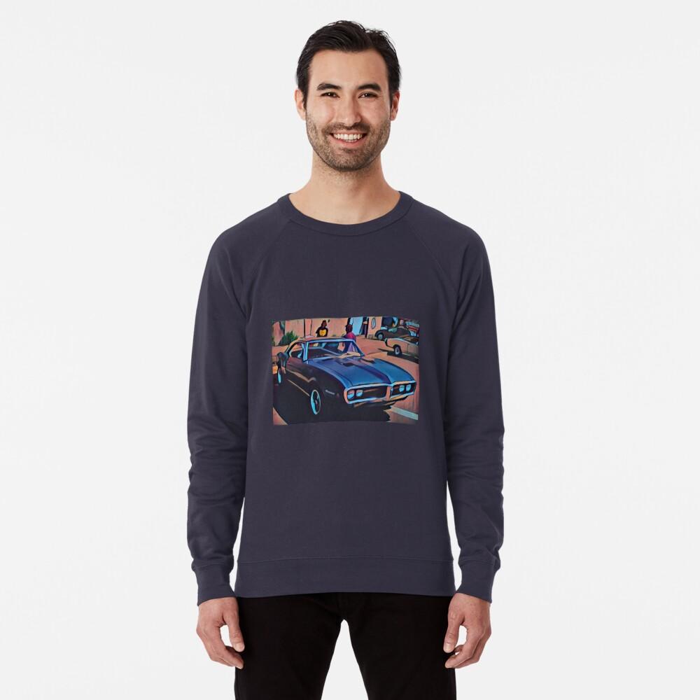 1968 Pontiac Firebird Lightweight Sweatshirt