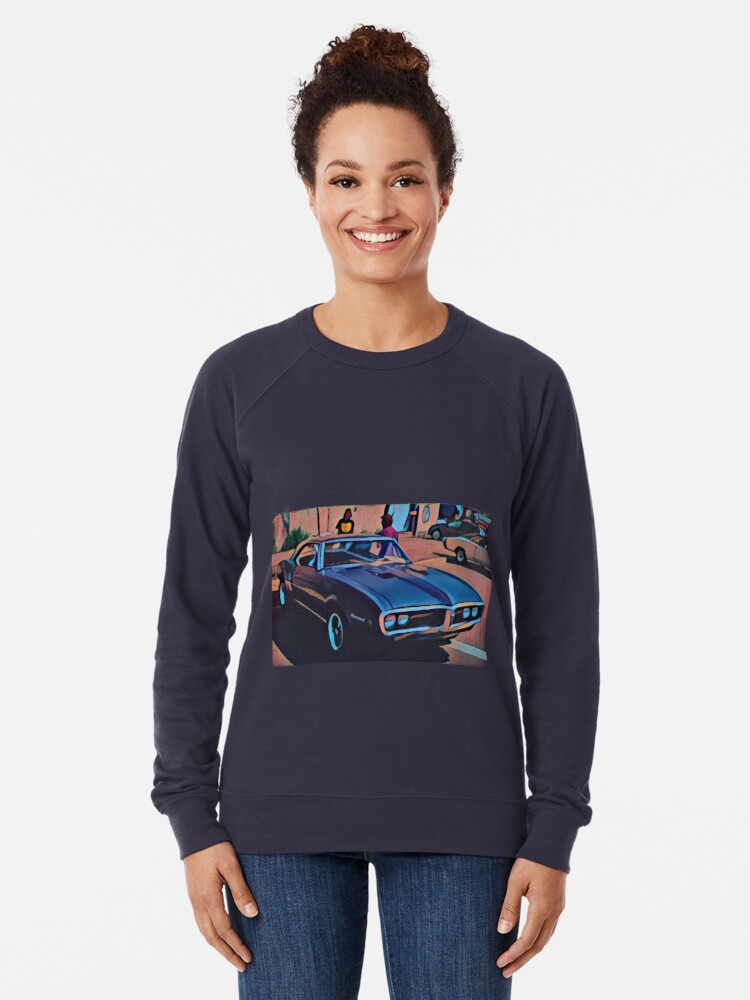 Alternate view of 1968 Pontiac Firebird Lightweight Sweatshirt
