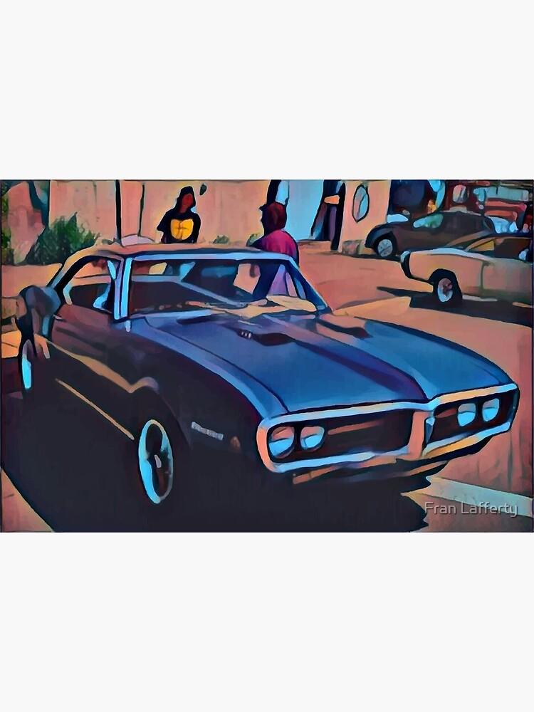 1968 Pontiac Firebird by FranLafferty