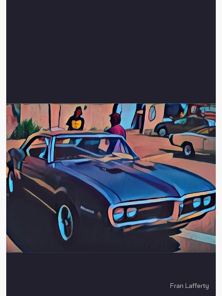 1968 Pontiac Firebird by FranLafferty