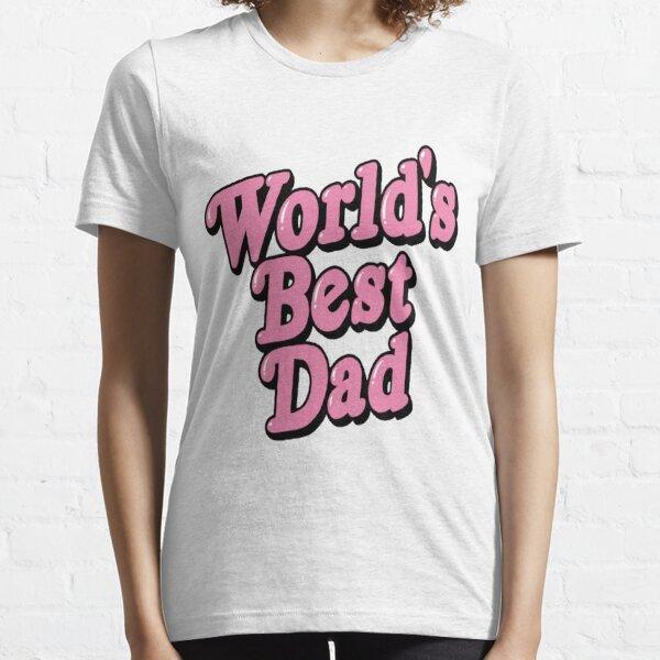 Worlds' Best Dad T-Shirt Essential T-Shirt