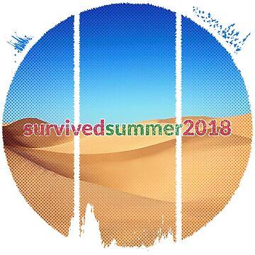 Summer 2018 - survived by Mahkor