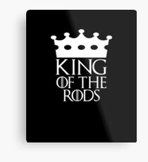 King of the Rods, #Rods  Metal Print