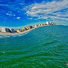 Garden City Tsunami Effect by TJ Baccari Photography