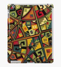 African Traditional Fabric Design iPad Case/Skin