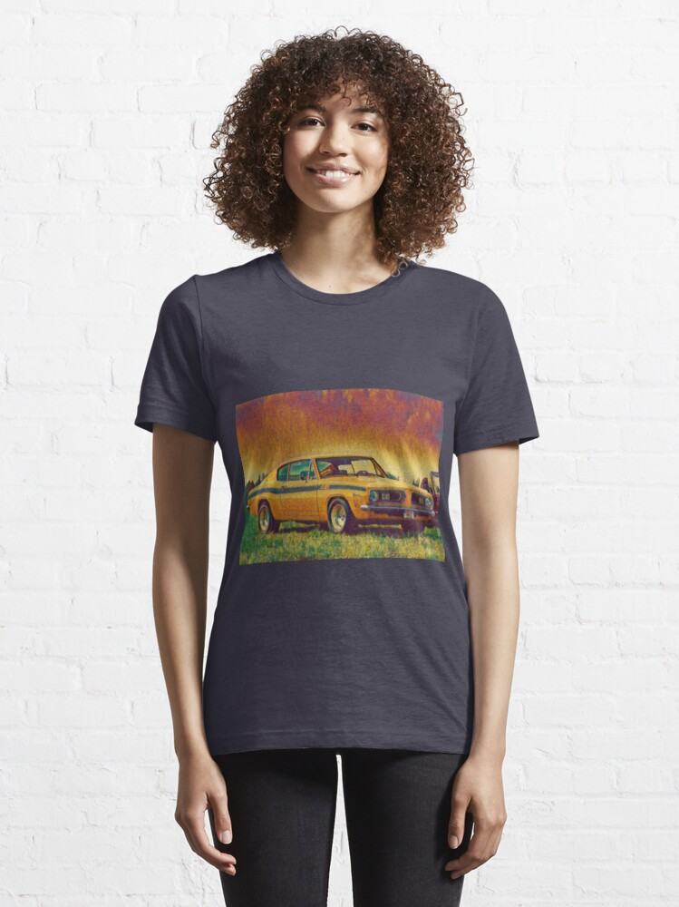 Alternate view of 1969 Plymouth Barracuda 440 Essential T-Shirt
