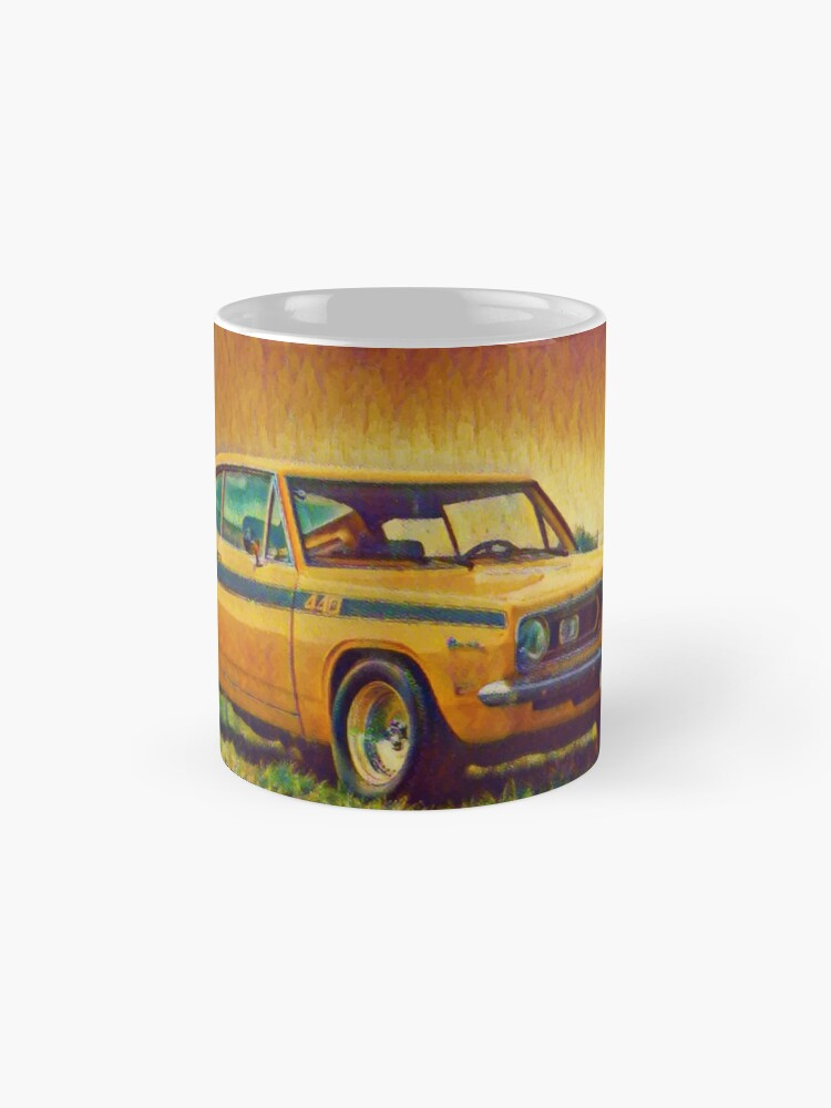 Alternate view of 1969 Plymouth Barracuda 440 Mug