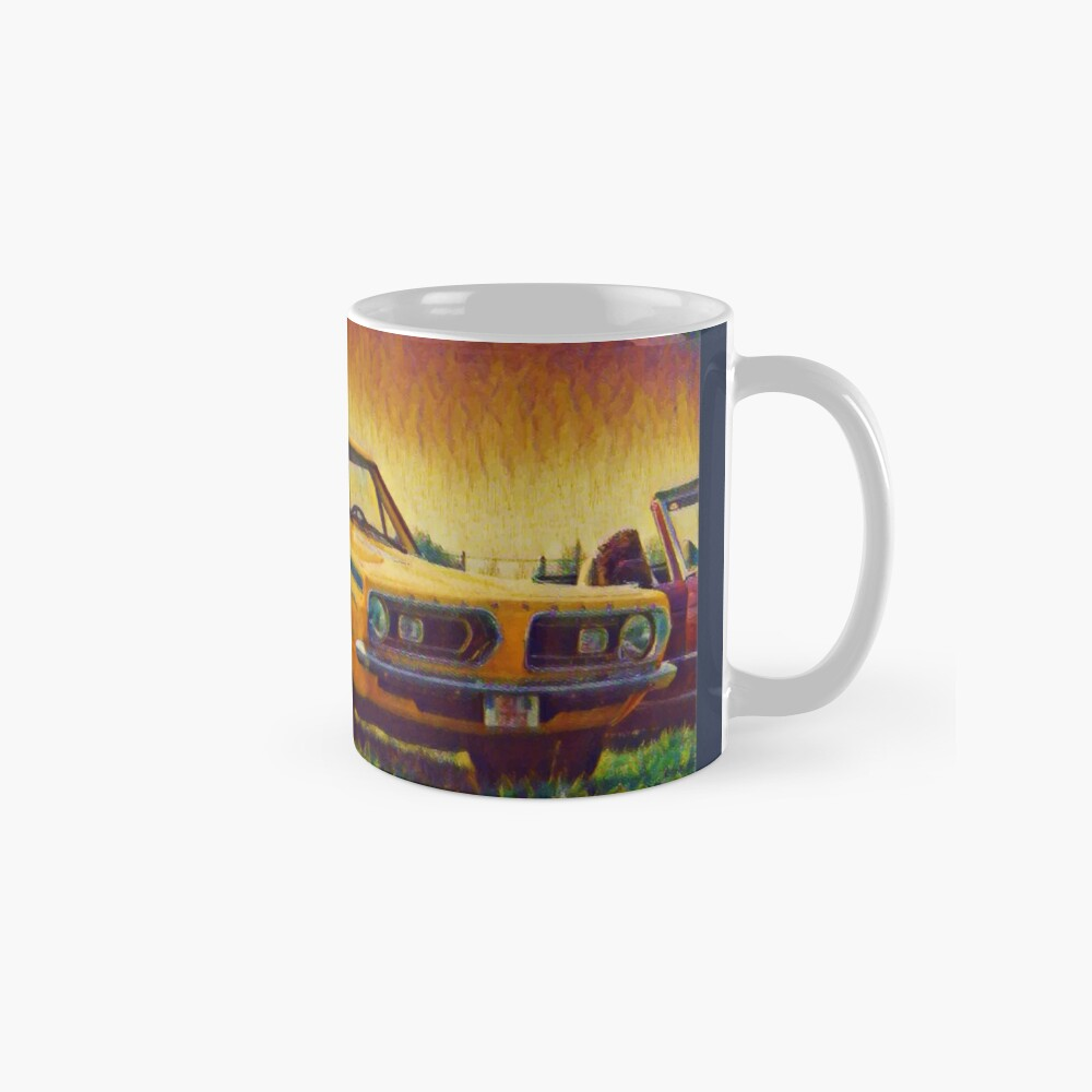 1969 Plymouth Barracuda 440 Mug