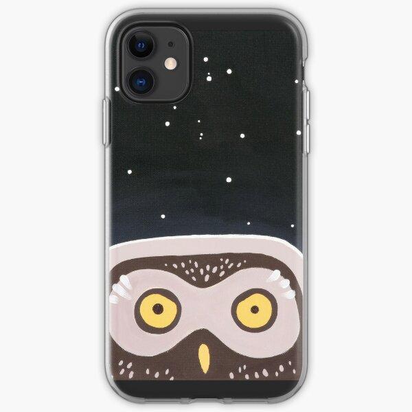 Little Owl iPhone Soft Case