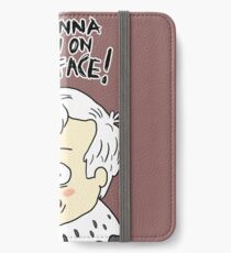 I'm Gonna Draw On Your Face! iPhone Wallet/Case/Skin